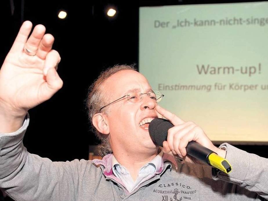 Ich Kann Nicht Singen Chor Berlin