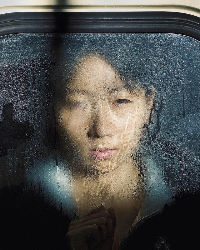 Tokyo Compression (2010-2013) © Michael Wolf, courtesy Galerie Wouter van Leeuwen Gallery, Netherlands